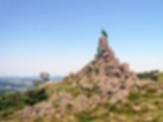 Abb. 9: Fliegerdenkmal auf der Wasserkuppe
