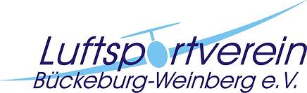 Schriftzug LSV Bückeburg-Weinberg e.V.