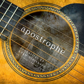 "Guitar hole image for ""aspostophe"" EP"