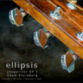 "Gutar tuning pegs image for ""ellipsis"" EPs"