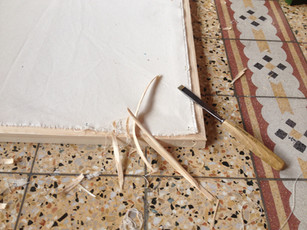 Preparation of the Canvas