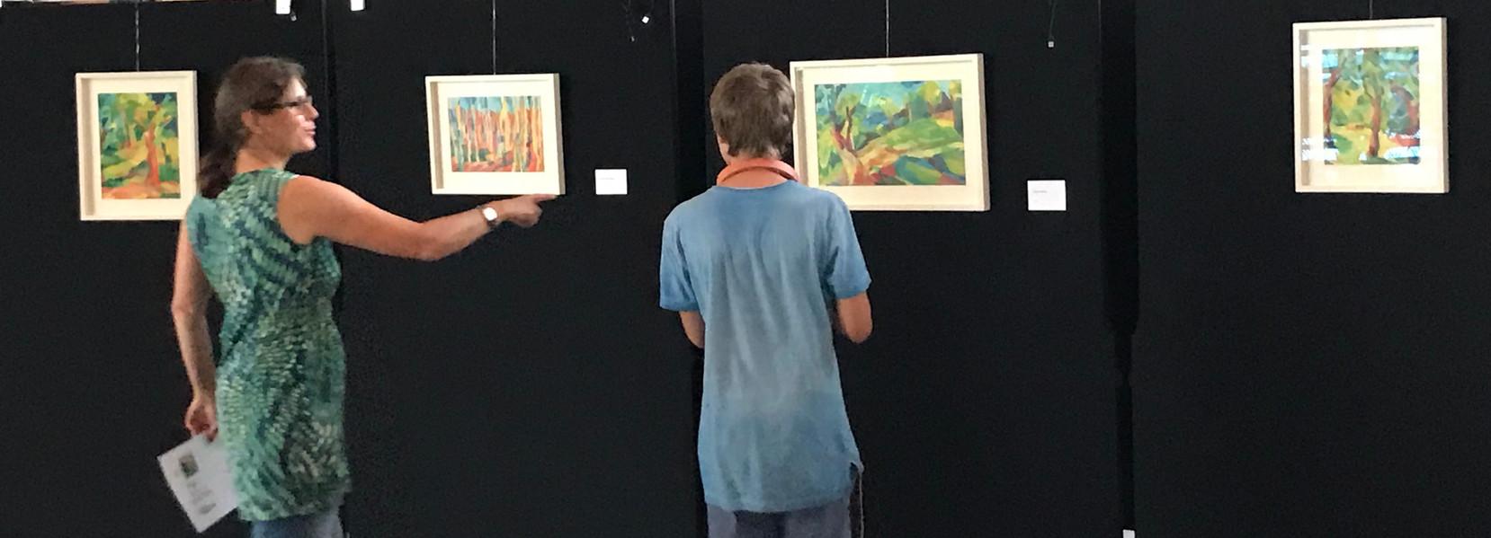 Waldgeschichten: Schweizerischer Forstverein, Ausstellung in Biel