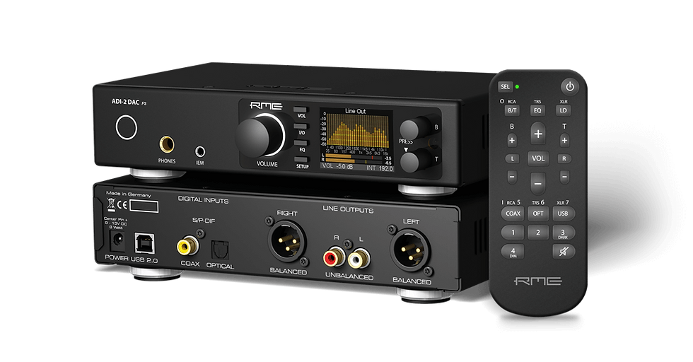 RME Audio ADI-2-DAC FS