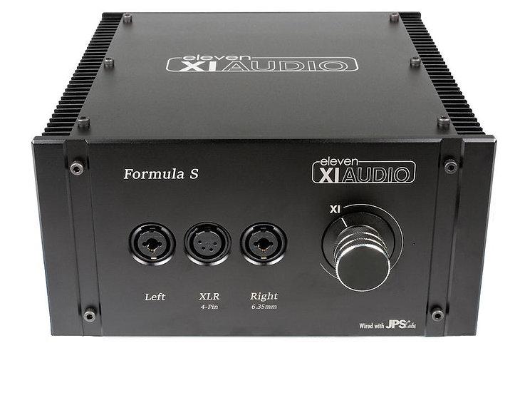 Xi Audio Formula S Amplifier