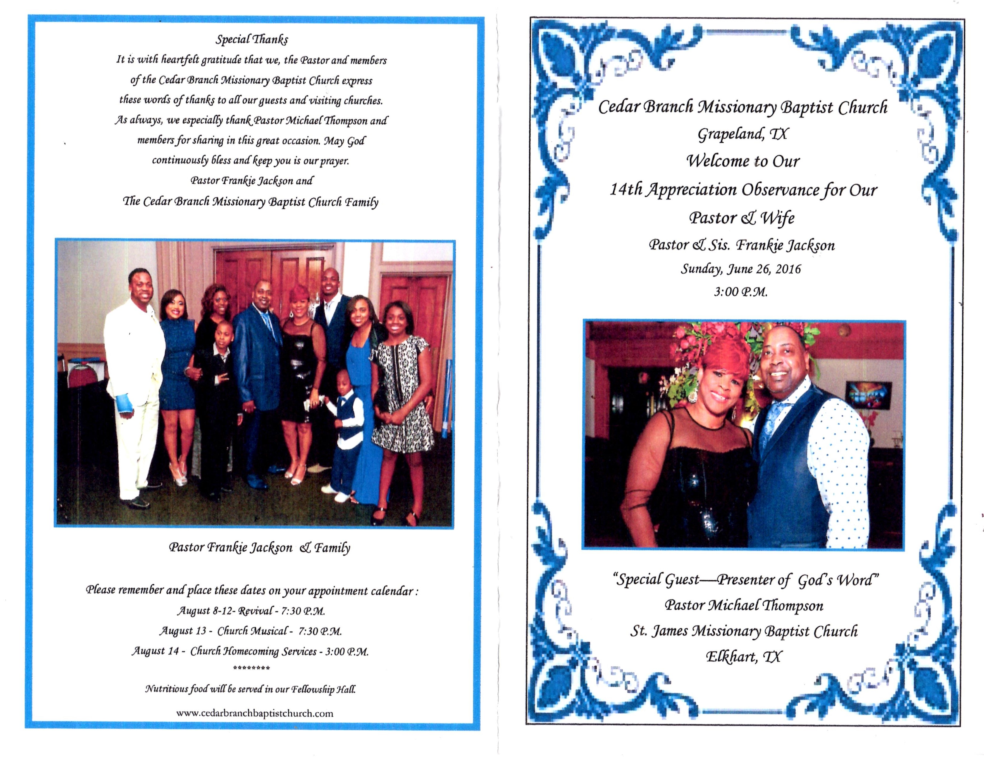 1 Pastor & Wife 14th Anniversary 6-26-2016 (17)