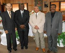 Deacons and Pastors  of Cedar Branch Bap