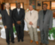 Deacons and Pastors  of Cedar Branch Bap