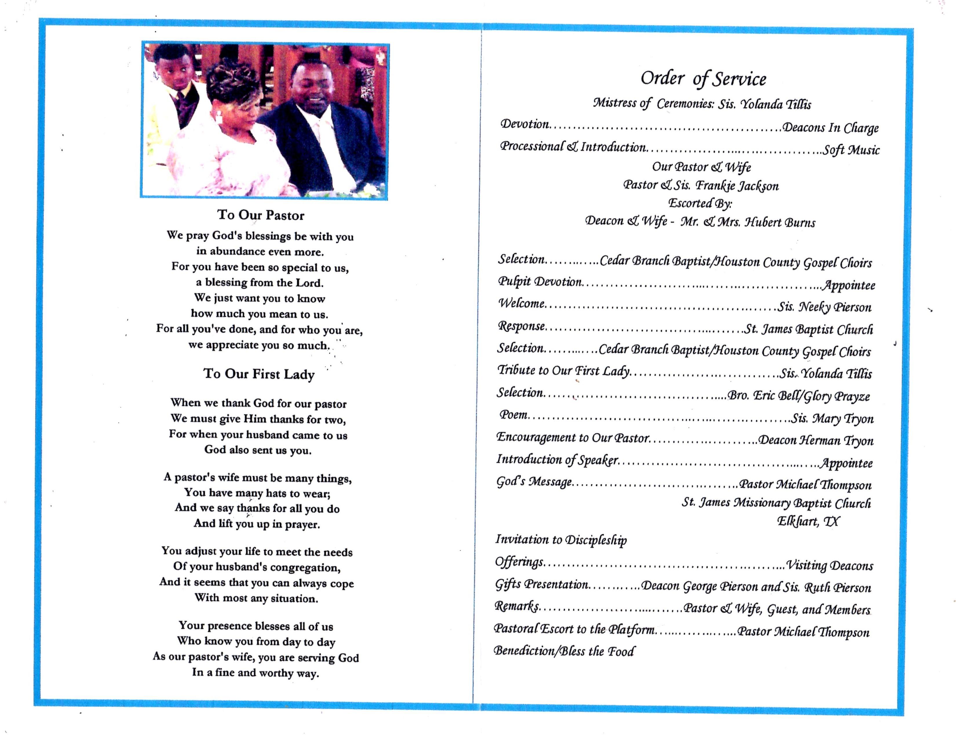 2 Pastor & Wife 14th Anniversary 6-26-2016 (2)