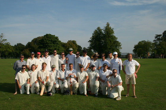 Charlie Watkins memorial cricket match goes down to the wire!