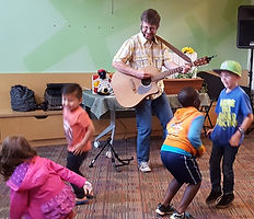 eric ode library concert