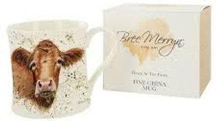 'Gertrude' Cow Mug
