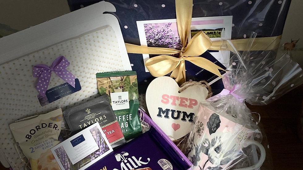 Step Mum Gift Hamper