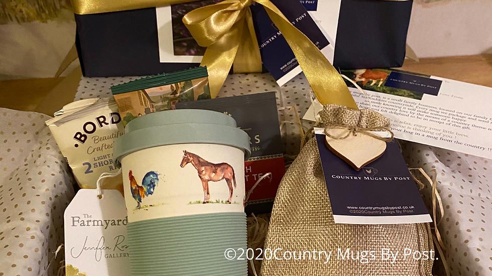 Farmyard Travel Mug Gift Hamper