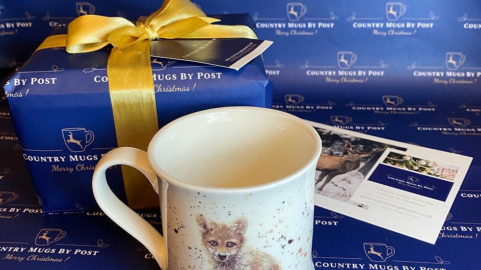 'Fife Fox' Mug