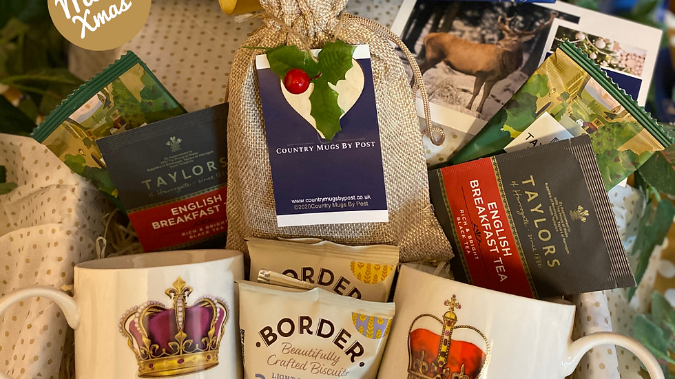 'His Lordship & Her Ladyship' Gift Hamper