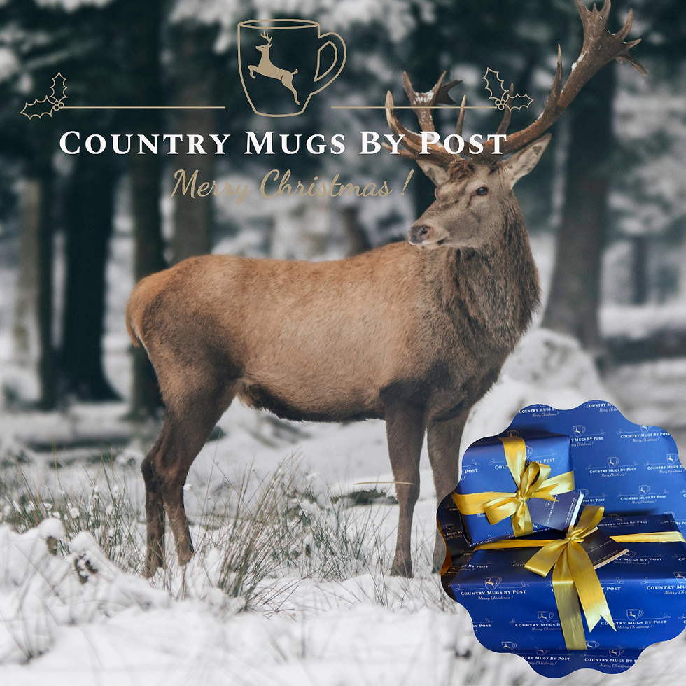 Christmas stag gifts