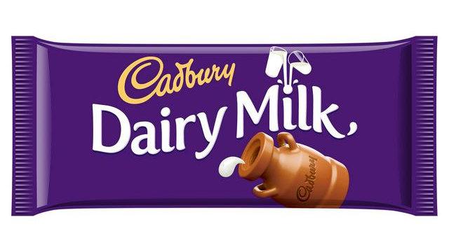 Cadburys Milk Chocolate Bar (large 200g)