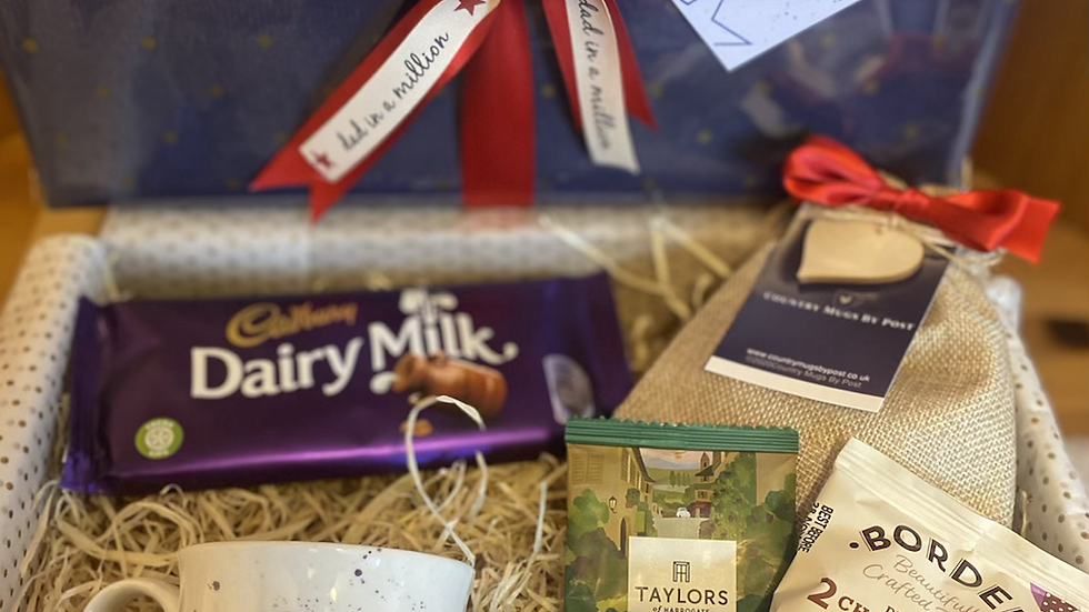 'Dad' Father's Day Country Mug Hamper