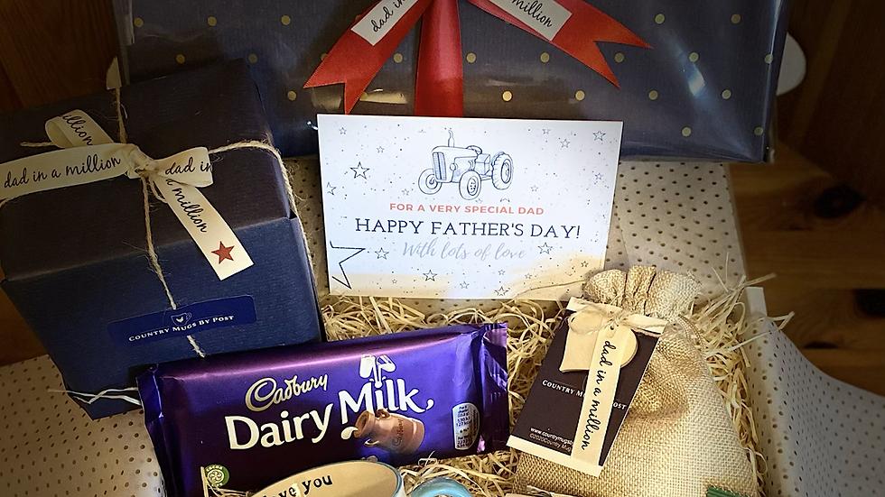 'Dad' Mug Gift Hamper