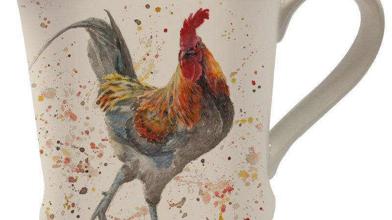 Bree Merryn 'Rustic Rooster' mug