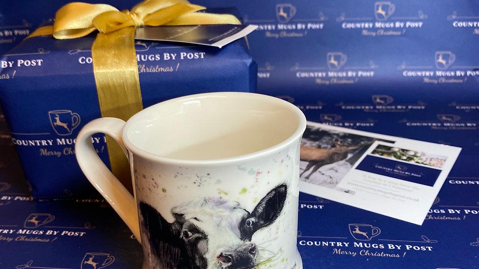 'Clover Cow' Mug
