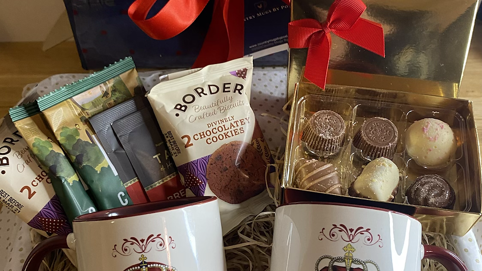 Lord & Lady of the Manor Gift Hamper