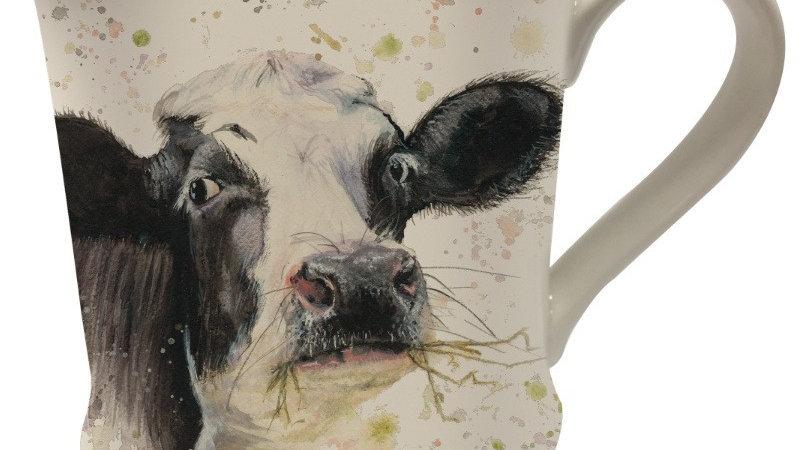 'Clover' Dairy Cow Mug