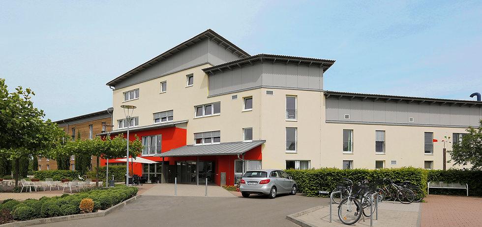 Altenpflegezentrum Geratrium in Eich