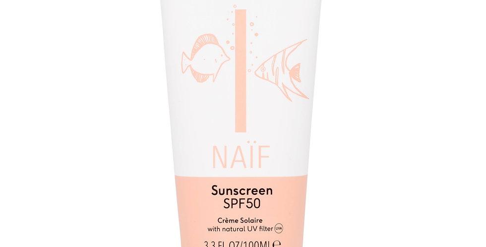 Naïf - zonnecrème