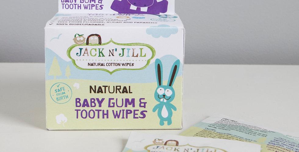 Jack N' Jill Babydoekjes voor tandvlees en tanden