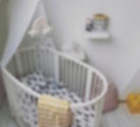 kinderkamer babykamer inrichting inrichten interieurarchitectuur interierarchitect nursery scandinavian interior scandi design living wonen mooi origineel hip