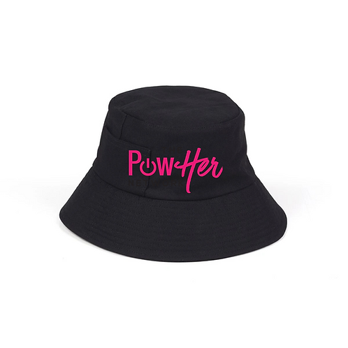 PowHER Bucket Hat