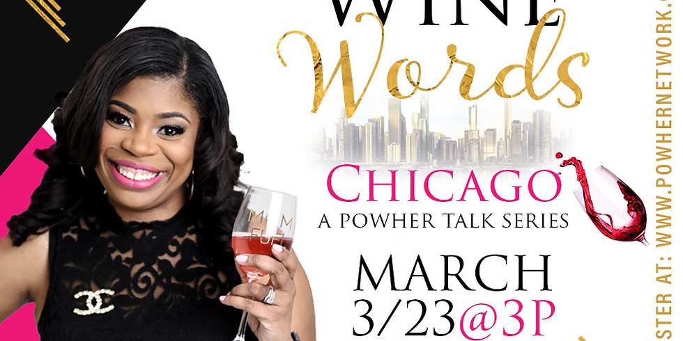 Women, Wine, Words Chicago