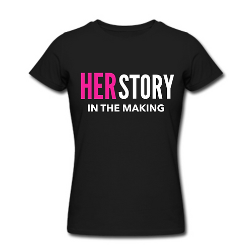 Herstory in the Making Tee