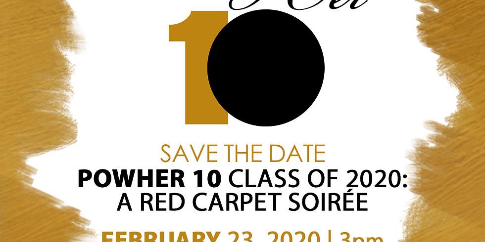 PowHER 10: A Red Carpet Award Ceremony and Fundraiser