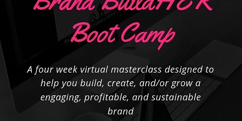 Brand BuildHER Bootcamp