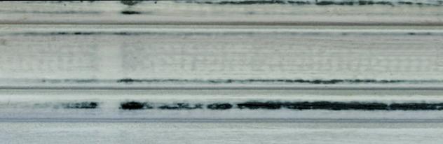 052 - Effetti speciali - Nero sbucciato con grigio/Peeled Black with Grey Patina/Noir usè avec gris