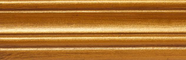 032 - Metalizzati invecchiati - Oro metallizzato invecchiato/Aged metallic gold/ Or mètallises vieil