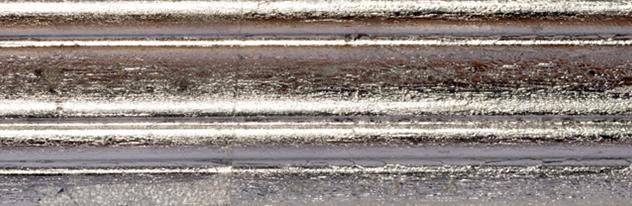060 - Foglie - Foglia argento/Silver Leaf/Feuille d'Argent