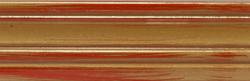 """038 - Metalizzati invecchiati -Bollo Rosso con Oro/Red """"Bollo"""" with Gold Patina/Rouge et Or"""