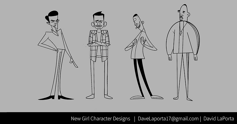 New Girl Character Designs.png