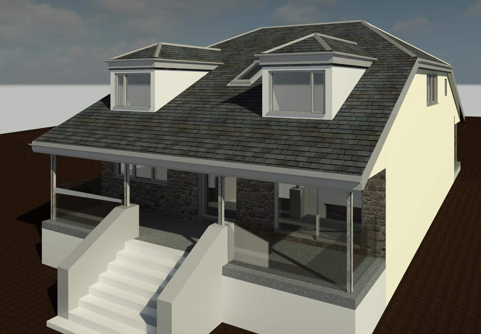 New ICF Dwelling