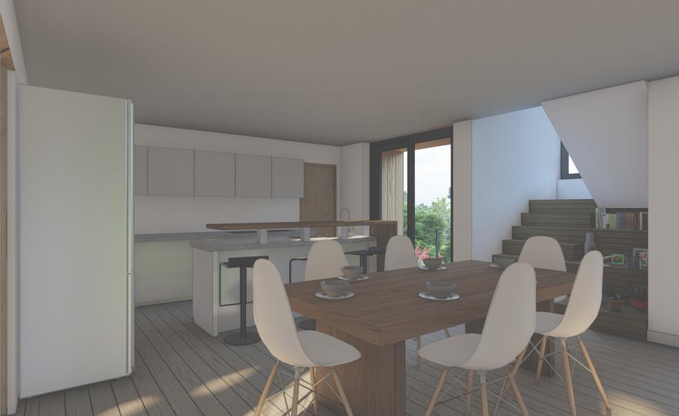 Proposed new dwelling, AONB