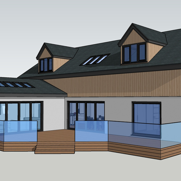 Extension and Alterations, St Austell
