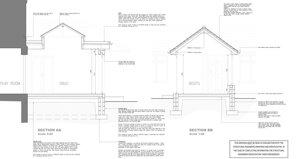 Extension & alterations