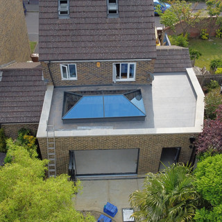 Single storey extension, Surrey