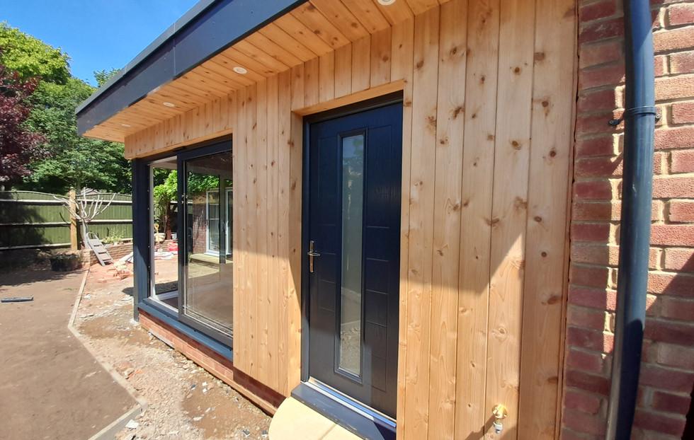 Single storey extension, Bristol