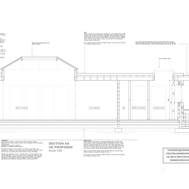 Single Storey Extension, Totnes