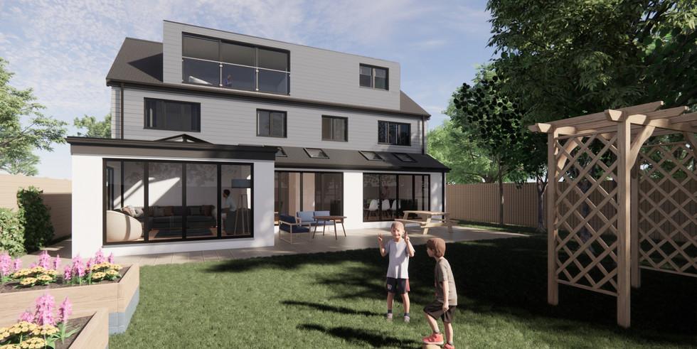 Extensions & alterations, Sevenoaks