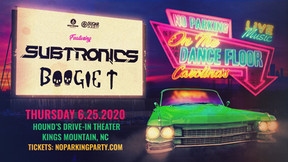 Pavement Rave- Being apart of the Future of EDM in a Pandemic